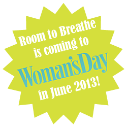 Room to Breathe in Woman's Day