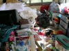 Before: Cluttered, Dangerous Playroom