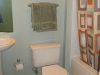 After: A neutral, but fun color adds a little character.  House sold in less than 7 days after being only painted